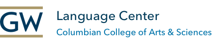 GW Language Center, Columbian College of Arts and Sciences